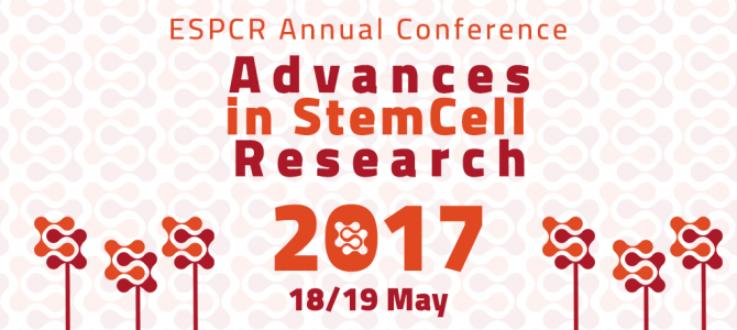 Advances in StemCell Research – ESPCR Annual Conference 2017.